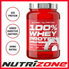 SCITEC NUTRITION 100% WHEY PROTEIN PROFESSIONAL ISOLATE & CONCENTRATE 920g
