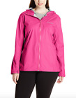 Columbia Womens M Evapouration Jacket Hooded Raincoat Haute