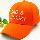 Children Boys Girls Sunny Hat  Cap Baseball Peaked Casquette Kids Sad @ Hungry