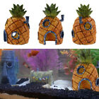 Cute SpongeBob House Fish Tank Aquarium Decoration For Kids Gift JKHWC