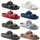 Birkenstock Arizona EVA Double Strap Sandals Slides Mens Wom