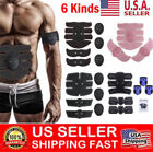 Ultimate ABS Simulator EMS Training Body Abdominal Arm Muscle Exerciser Home New image