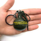 Keychain ​Pistol Airplane Tank Gun Mini Weapon Metal Model Keyring Key Fob Chain