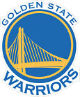 """Golden State Warriors NBA logo Color Die Cut Vinyl Decal - You Choose Size 3""""-34 on eBay"""