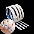 where can you buy nail tape - DIY Tape Sticker Manicure Nail Art Tips Rolls Waves Striping Tape Line FH