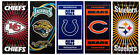"NFL Super Soft Fiber Reactive Pool/Beach/Bath Towel Cotton 30"" x 60"" $13.99 USD on eBay"