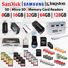 sandisk 128gb extreme sd card memory card - SD Card Sandisk 8GB 16GB 32GB 64GB 128GB Samsung Micro SD Reader Kingston Memory