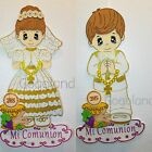 1 First Communion Boy Girl Wall Decoration Foam Party Favors