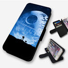 STAR WARS ROGUE ONE FLIP PHONE CASE COVER WALLET FAUX LEATHER $15.84 AUD on eBay