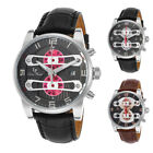 Lucien Piccard Bosphorus Chronograph Gunmetal Mens Watch - Choose color