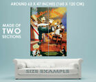 91366 WALLACE & GROMIT GERMAN MOVIE Decor WALL PRINT POSTER UK