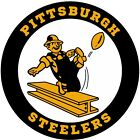 "Pittsburgh Steelers Retro NFL Vinyl Decal - Choose Size 2""-28"" on eBay"
