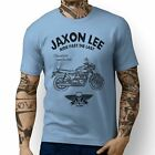 JL Ride Triumph Bonneville T120 Black Inspired Motorbike Art T-shirts $25.9 USD on eBay