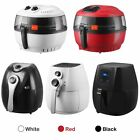 4.4 QT Exciting No Oil Air Fryer Digital Touch Screen Temperature Timer Control