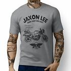 JL Ride Triumph Speed Four Inspired Motorbike Art T-shirts $25.9 USD on eBay