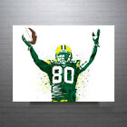 Donald+Driver+Horizontal+Green+Bay+Packers+Poster+FREE+US+SHIPPING