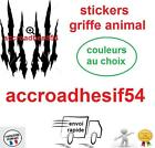 autocollant griffe animal monster auto moto tuning -Tailles couleurs o choix