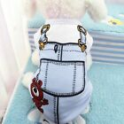 Pet Dog Cat Puppy Soft Cotton T-Shirt For Small Pet Cute Costume Summer Clothes