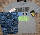 New! Boys Under Armour Summer Outfit  - Size 12, 18 or 24 mo
