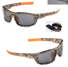 camouflage Polarized Cycling Glasses Sports Outdoor Goggles Casual Sunglasses