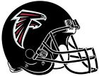 ATLANTA FALCONS Helmet Decal - Car Window Vinyl Wall Cornhole Sticker Pick Size on eBay