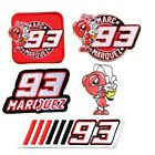 93 MARC MARQUEZ Motogp Racing Patch Iron on Suit Jersey Cap Hat T shirt Logo