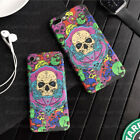 MasterMind Japan MMJ Skull Glow Matte iPhone Case Cover for iPhone X 6s 7 8 Plus