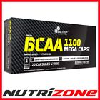 OLIMP BCAA 1100 Mega Caps Amino Acid Leucine Vit B6 Pre Workout Energy 120caps