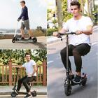 35km/h 350w Adult High Speed Two Wheels Foldable Electric Kick Scooter FREE SHIP