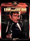 Live and Let Die (Special Edition) DVD James Bond 007 $6.79 USD on eBay