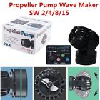 Jebao Marine Aquarium Wireless Wave Maker SW-2 SW-4 SW-8 SW-15 Propeller Pump