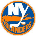 New York Islanders NHL Color Die Cut Vinyl Decal Sticker Choose Size cornhole $3.79 USD on eBay