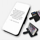 samsung notebook mini - THE NOTEBOOK LOVE QUOTE - FLIP PHONE CASE COVER WALLET CARD HOLDER (N)