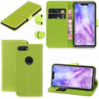 For Huawei P Smart 2019/P30 Lite/Pro/Y6 2018 Flip Walet Leather Stand Case Cover