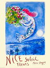 97727 Nice Marc Chagall French Riviera France Europe Decor WALL PRINT POSTER UK