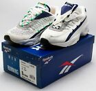 Внешний вид - Reebok Men's Vintage 1990s Caliente Running Shoe 1-35790 White/Navy sz. 8.5