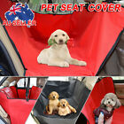 Pet Car Seat Covers Waterproof Back Bench Seat Car  Mat for Pet Dogs AU Stock