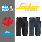 SNICKERS CRAFTSMAN SHORTS WITH HOLSTER, RIP-STOP (3023)