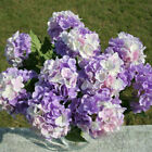 Home Garden Flower Bouquet Hydrangea GSP Artificial Ornament Wedding Beautiful