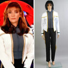 Hot! Star Trek Insurrection Deanna Troi Hallowen Uniform Cosplay costume HH.025 on eBay