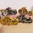 Alarm Clock Motorcycle Shape Home Boutique Office Creative Big Bike Desk Decors