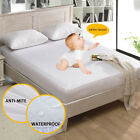 Smooth Bed Protection Cover, Waterproof Mattress Cover, Hypo