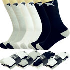 Wholesale Multi Color Pattern Men's Athletic Crew Sport Socks Cotton 9-11 10-13