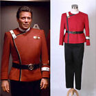 Star Trek II-VI Wrath of Khan starfleet Costume Uniform *Tailored*Free shipping on eBay