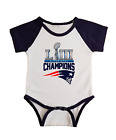 Внешний вид - New England Patriots Tom Brady Jersey Baby Shirt Bodysuit