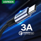 Ugreen USB Type C Cable Fast Charger Cable Data Cord for Samsung S9 S8 Gopro 6/5
