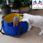 Portable Foldable Pet Bath Pool Tub Swimming Pool Outdoor for Dog Cat Puppy Wash