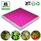45W Panel LED Grow Light AC85~265V Grow Lamp for Indoor Greenhouse Tent / Plants