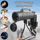 Compass Adjustable Focus 40X60 Zoom Mobile Phone Telescope M