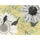 Wall Decal entitled Birds on a Wire I